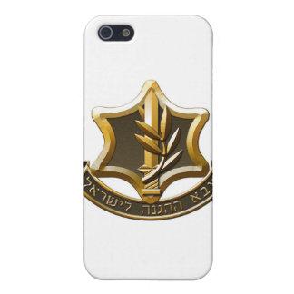 Caso del iPhone 4 de las fuerzas de defensa de Isr iPhone 5 Carcasas