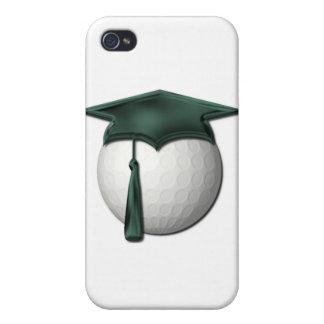 Caso del iPhone 4 de las lecciones de golf iPhone 4 Funda