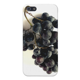 Caso del iPhone 4 de las uvas iPhone 5 Carcasa