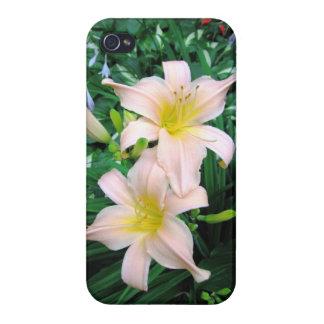 Caso del iPhone 4 de Lilly iPhone 4/4S Carcasa