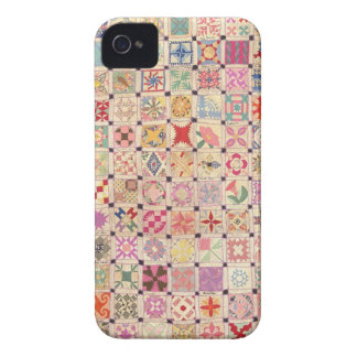 Caso del iPhone 4 de los bloques iPhone 4 Case-Mate Carcasas