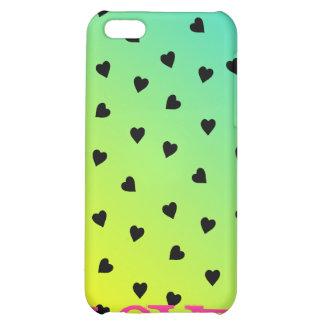 Caso del iPhone 4 de los corazones y del amor de l