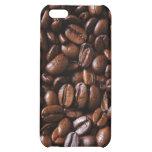 Caso del iPhone 4 de los granos de café