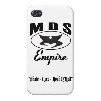 Caso del iPhone 4 de los MDS iPhone 4/4S Carcasas