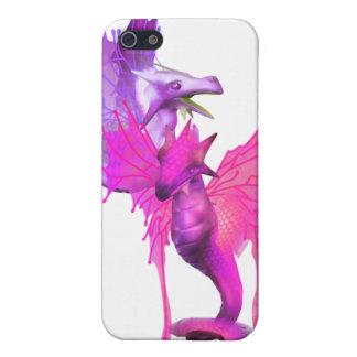 Caso del iPhone 4 de los pares del dragón iPhone 5 Carcasas