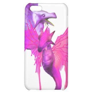 Caso del iPhone 4 de los pares del dragón