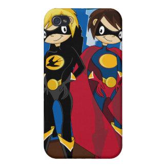 Caso del iphone 4 de los super héroes iPhone 4/4S funda