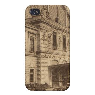 Caso del iphone 4 de Marsella Francia iPhone 4 Cárcasas