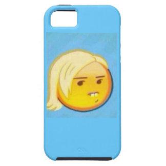 Caso del iPhone 4 de Meme Emoji iPhone 5 Case-Mate Cárcasas
