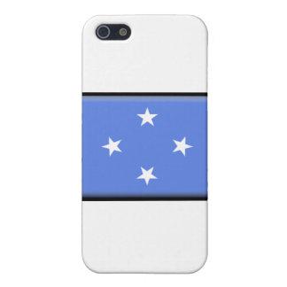 Caso del iPhone 4 de Micronesia iPhone 5 Protector