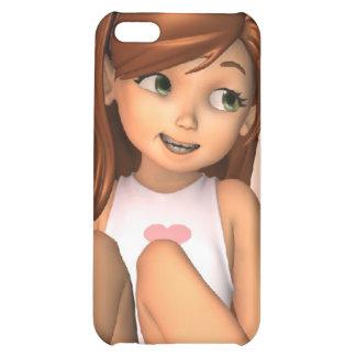 Caso del iPhone 4 de Sadie del día de padres
