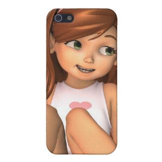 Caso del iPhone 4 de Sadie del día de padres iPhone 5 Cárcasas