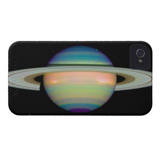 Caso del iPhone 4 de Saturn iPhone 4 Case-Mate Cárcasas
