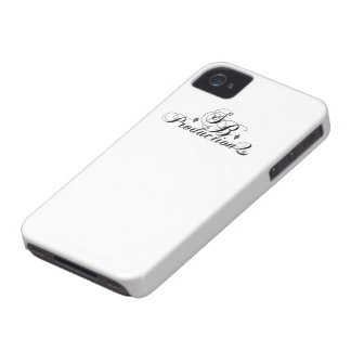 "Caso del iPhone 4 de SmithBoyz ""Barely There"" Case-Mate iPhone 4 Carcasa"