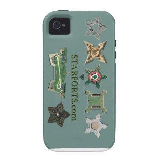 caso del iPhone 4 de Starforts.com Vibe iPhone 4 Fundas