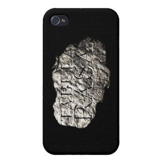 Caso del iphone 4 de Tabula Rasa iPhone 4/4S Fundas