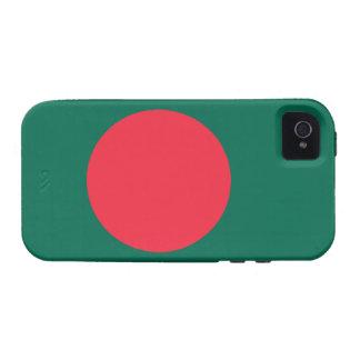Caso del iPhone 4 de Tough™ de la bandera de iPhone 4 Carcasas