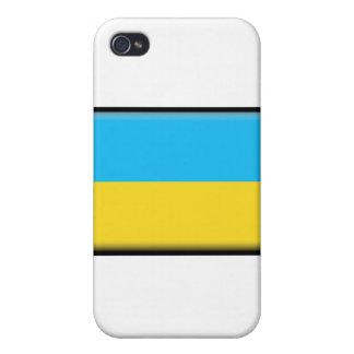 Caso del iPhone 4 de Ucrania iPhone 4/4S Funda