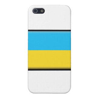 Caso del iPhone 4 de Ucrania iPhone 5 Protector