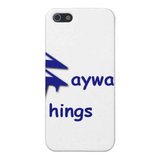 Caso del iPhone 4 de WaywardThings - de Speck® Fit iPhone 5 Carcasas