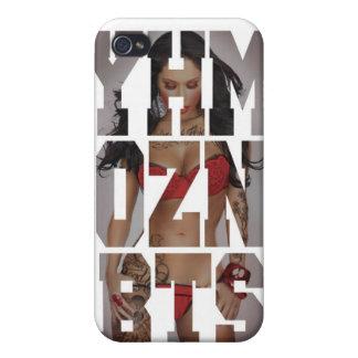 Caso del iPhone 4 de YHM OZN BTS iPhone 4 Coberturas