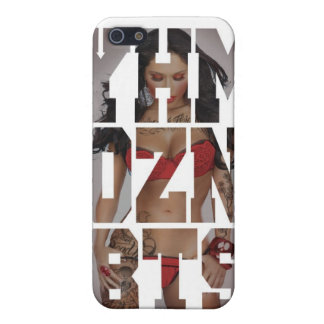 Caso del iPhone 4 de YHM OZN BTS iPhone 5 Fundas