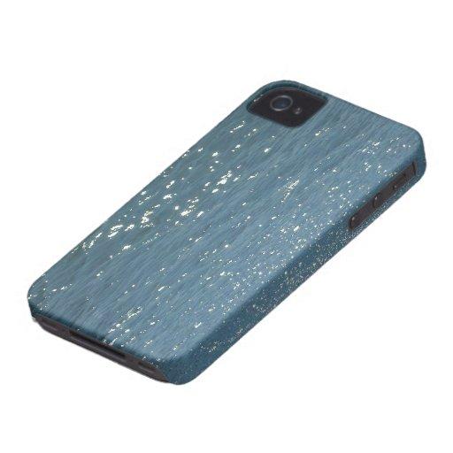 caso del iphone 4 del agua abierta iPhone 4 coberturas