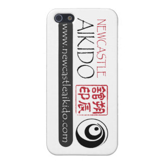 Caso del iPhone 4 del Aikido de Newcastle iPhone 5 Carcasas