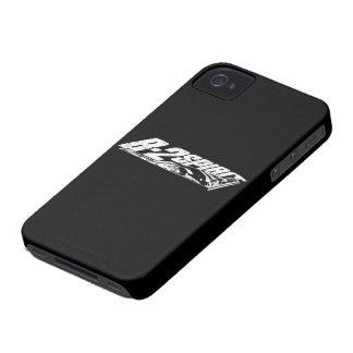 Caso del iPhone 4 del alcohol B-2 iPhone 4 Protectores