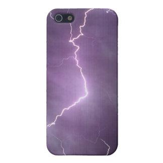 Caso del iPhone 4 del aligeramiento iPhone 5 Protector