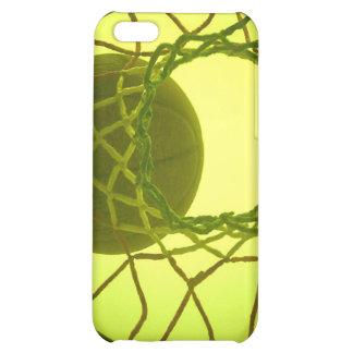 Caso del iPhone 4 del aro de baloncesto