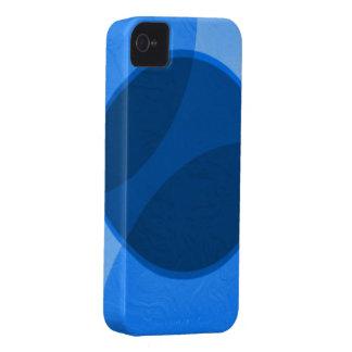 Caso del iPhone 4 del arte con el papel pintado a Case-Mate iPhone 4 Funda
