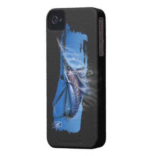 Caso del iPhone 4 del ataque del pez volador iPhone 4 Protector