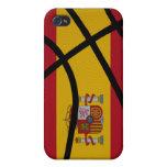 Caso del iPhone 4 del baloncesto de España iPhone 4/4S Funda