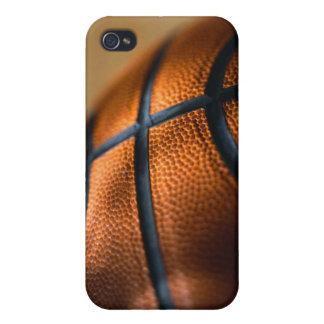 Caso del iPhone 4 del baloncesto iPhone 4 Fundas