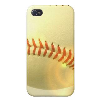 Caso del iPhone 4 del béisbol iPhone 4/4S Carcasas
