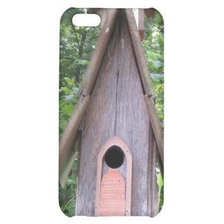 Caso del iPhone 4 del Birdhouse