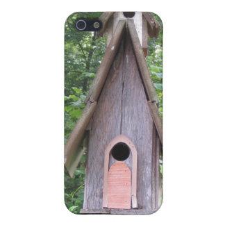 Caso del iPhone 4 del Birdhouse iPhone 5 Cárcasas