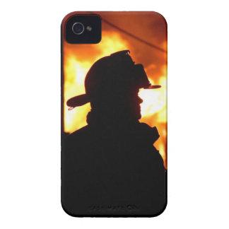 Caso del iPhone 4 del bombero Carcasa Para iPhone 4