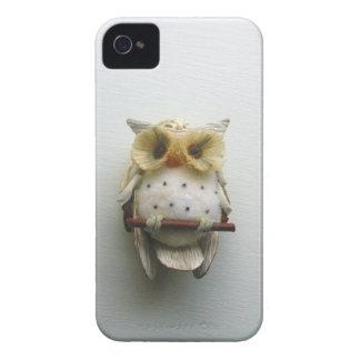 Caso del iPhone 4 del búho iPhone 4 Cobertura