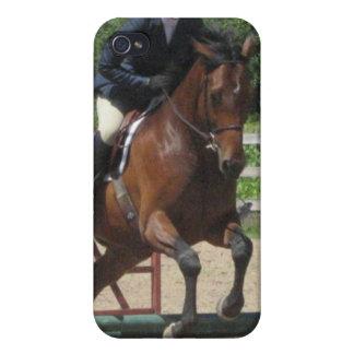 Caso del iPhone 4 del caballo del cazador iPhone 4 Cobertura
