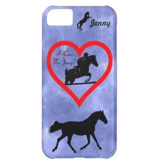 Caso del iPhone 4 del caballo del puente del cazad