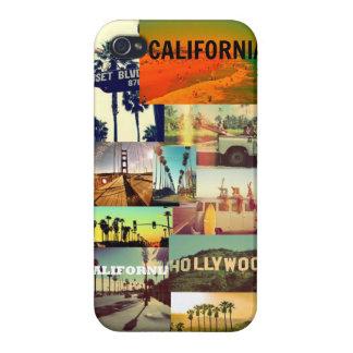 caso del iphone 4 del cali iPhone 4 protector