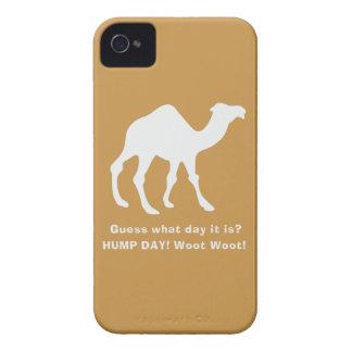 Caso del iPhone 4 del camello del día de chepa Case-Mate iPhone 4 Carcasas