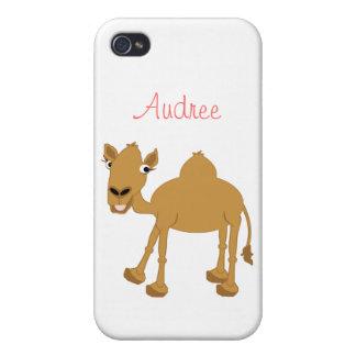 Caso del iPhone 4 del camello iPhone 4 Coberturas
