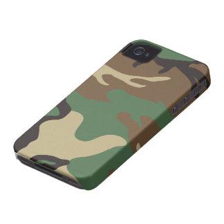 Caso del iPhone 4 del camuflaje de Camo del Case-Mate iPhone 4 Fundas