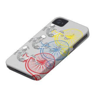 Caso del iPhone 4 del caso de Highwheel del cráneo iPhone 4 Cárcasa