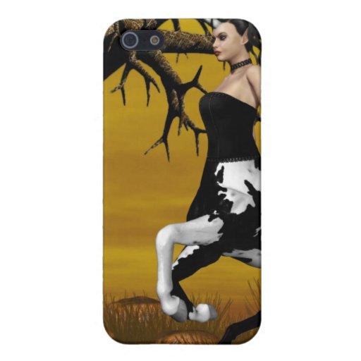 Caso del iPhone 4 del Centaur iPhone 5 Cárcasa