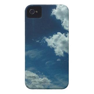 "Caso del iPhone 4 del ""cielo azul"" Case-Mate iPhone 4 Cárcasas"