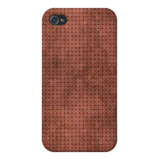 Caso del iPhone 4 del círculo de la Cruz Roja iPhone 4 Carcasas